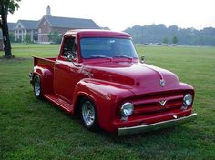 1953 Ford | 1953 Ford F-100 picture, exterior