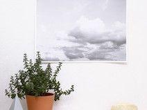 Lámina nubes #Deco #Art #Print #Design #Diseño #Hechoamano #Handmade #DaWanda