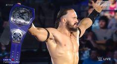 WWE Cruiserweight Championship   Neville