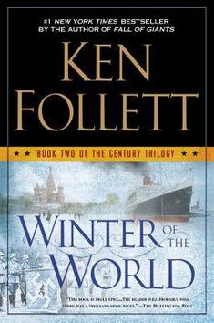 Winter of the World--part II of the trilogy--always enjoy Ken Follett's books.