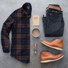 New Boats Outfit Men Casual Menswear Jeans Ideas Rugged Style, Man Style, Mode Outfits, Trendy Outfits, Fashion Outfits, Fashion Boots, Fashion Clothes, Fall Outfits, Casual Fall