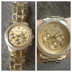 MK replica watch - $27 facebook.com/ellajamesshop