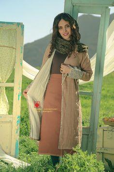 Eerbare kleding. Modest clothing. Iranian clothing brand Anargol | انارگل