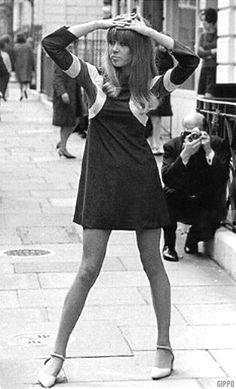Miniskirts 60's 70's • Galleria immagini minigonne pictures girls miniskirts of years sixties seventies anni 60 70