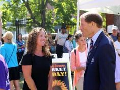 Blumenthal Joins Advocates In Push To Label Genetically Engineered Food