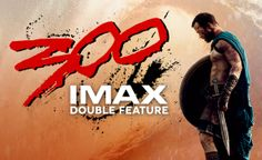 This Thursday (March 6th) see what the 300 series looks like in IMAX.  Celebration! Grand Rapids North will be holding a Double Feature Event beginning at 5:30pm. 300 will be shown in IMAX 2D, 300: Rising of an Empire will be shown in IMAX 3D.  Experience the epic battles for $26! #300 #doublefeature #movie #Celebration!Cinema #IMAX