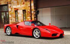 Ferrari Enzo – Photography