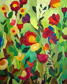 Vanessa Drew: Glow Buds, 2012