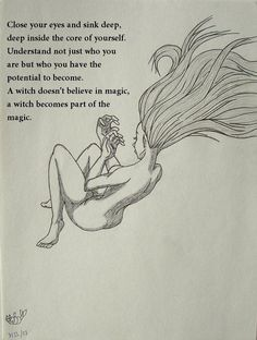 You are the power. You are the magic.