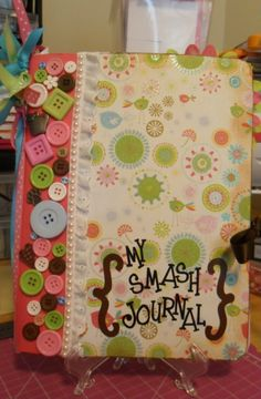 Smash Journal by Raina. Great post on this blog with links and ideas too.