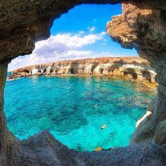 Cape Gkreko, Agia Napa, Cyprus
