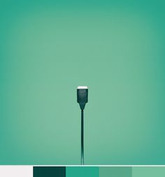 Urban Pantone Photography by Nick Franck. Clean, crisp and colorful!