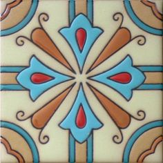 Prima Mexican Tile - Brillante