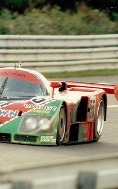 Mazda/ Le Mans