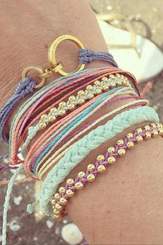 Tendance Bracelets Track Bead Collection
