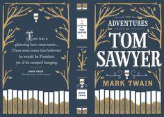 The Adventures of Tom Sawyer by Jessica Hische