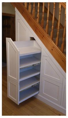 Stairs Storage Drawers, Under Stairs Drawers, Staircase Storage, Under Stairs Cupboard, Attic Storage, Hidden Storage, Secret Storage, Pantry Storage, Understairs Shoe Storage
