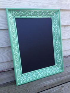 Upcycled Frames on Pinterest | 23 Pins