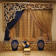 Victorian Furniture, Shabby Chic Furniture, Furniture Decor, Luxury Curtains, Home Curtains, Living Room Decor Cozy, Interior Design Living Room, Curtain Designs For Bedroom, Moroccan Room