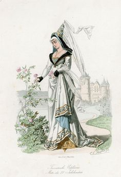 15th Century Clothing | details of picture click to enlarge