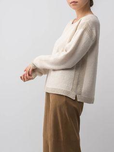 Trace pullover / Shibui Kknits