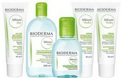 BiodermaSebium series, Anti-Aging and Wrinkle products, Ne . Bioderma Sebium Global, Bioderma Sebium H2o, Face Care, Skin Care, Free To Use Images, Cleanser And Toner, Facial Cleansers, Waterproof Makeup, Combination Skin