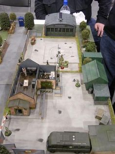 40k Terrain, Game Terrain, Wargaming Terrain, Zombie Plague, Lead Adventure, Game Pics, Military Diorama, Paper Models, Model Trains