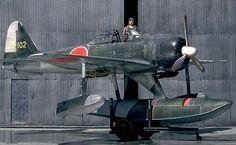 "Nakajima A6M2 Type 2 Floatplane Fighter ""Rufe"""