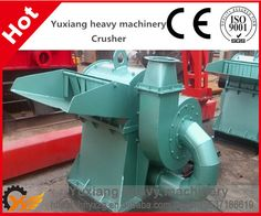 New model high efficiency wood crusher machine for sale
