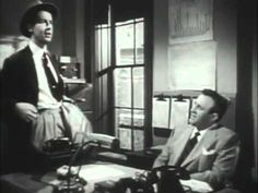 The Man Who Cheated Himself (1950 Film Noir) Prod. Jack M. Warner