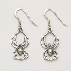 Spider Earrings at theBIGzoo.com, a family-owned gift shop with 12,000+ animal-themed items.