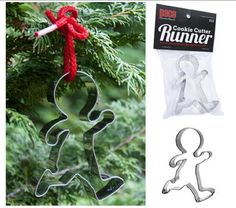 Cookie Cutter Runner Unique Great Gift for The Runner in Your Life | eBay