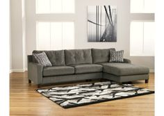 Siroun Steel Right Facing Chaise Sectional, /category/living-room/siroun-steel-right-facing-chaise-sectional.html