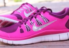 Pink Nike Nails Deals on #Nikes. Click for more great Nike Sneakers for Cheap