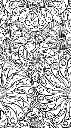 @complicolor 16245253e9d6540b8761e9b726b02a0a.jpg 236×423 pixels Printable pages and Coloring books for grown-ups at: http://www.complicatedcoloring.com #flowers #coloring
