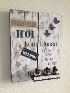 Home decoratie hout ideas