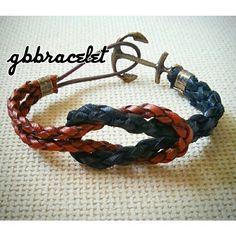 Deri&deri ⚓ #gbbracelet #bracelet