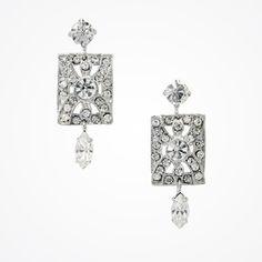 Audrey earrings by Stephanie Browne
