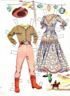 oklahoma costumes - Google Search