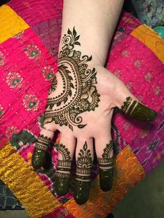 Henna by Wendy Rover, rovinghorse.com