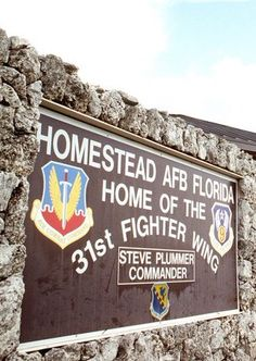 Homestead Air Force Base Florida- Spent youth visiting, then I met my honey there; married added twins to our family of 3.  So many great lasting memories there as well as  lasting friendships.  We reassigned prior to Hurricane Andrew.