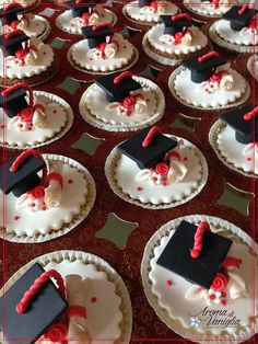 Cupcake laurea...