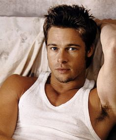 Which Brad Pitt picture is hottest ? Poll Results - Brad Pitt Chris Pratt, Chris Evans, Junger Brad Pitt, Christian Girls, Christian Humor, Richard Gere, Actrices Hollywood, Hey Girl, Attractive Men