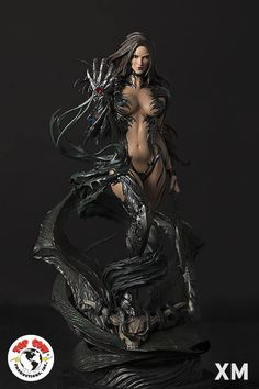 XM Studios is excited to present our next Top Cow Universe Premium Collectibles series statue, Witchblade! The main protagonist of the comic series Witchblade is given the XM Studios treatment via amazingly detailed 1:4 scale cold-cast porcelain. Each painstakingly handcrafted statue is individually hand-painted with the highest possible quality finish. With intricate armor design and the ability to form a supernatural weapon, shows the appeal of the current Witchblade bearer, Sara Pezzini!