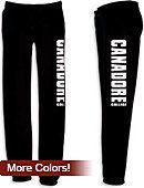 Canadore College Women's Sweatpants-LARGE