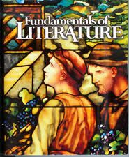 Fundamentals of Literature: Teach the process of literary analysis that enables your students to interpret and evaluate what they read in light of biblical truth. Readings offer instruction in six literary elements: conflict, Elements Of Literature, Literary Elements, Textbooks For Sale, Homeschool Curriculum Reviews, Christian School, Study, Annie, Tea Time, Students