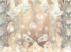 A Jazz Age-inspired sketch for the Tiffany windows designed in collaboration with Catherine Martin, the Academy Award®-winning costume designer of The Great Gatsby. Tiffany Store, Tiffany Outlet, Window Display Design, Window Displays, Gatsby Wedding, Gatsby Party, Tiffany Wedding, Fashion Wallpaper, Art Deco Home