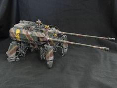 CoolMiniOrNot - Dust tactics /Dust Warfare Konigsluther by keerplunk