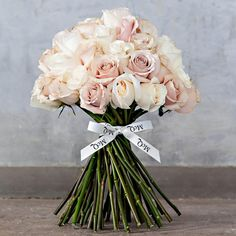 Rose bouquet by McQueens | AnOther Loves