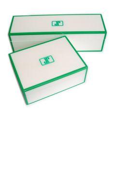 Jules Reid :: Classic :: Lacquer Boxes